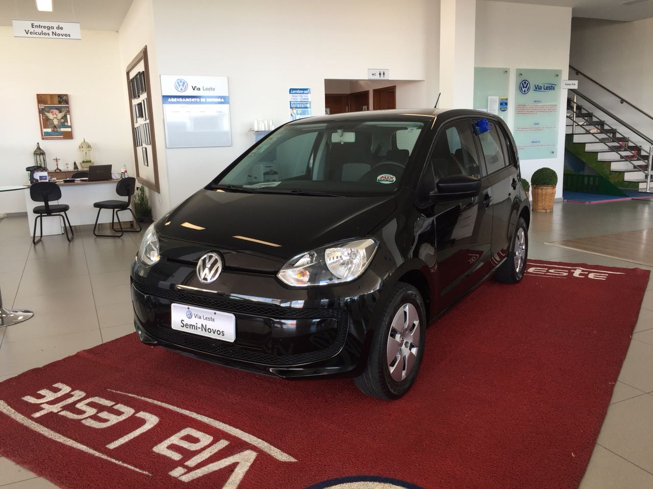 VOLKSWAGEN UP<br>R$ 32.900,00