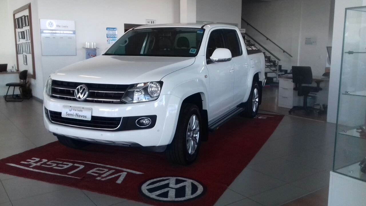 VOLKSWAGEN AMAROK CD HIGHLINE<br>R$ 98.000,00
