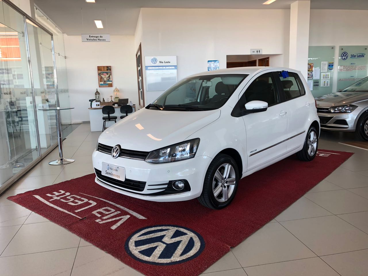 VOLKSWAGEN FOX HIGHLINE<br>R$ 41.900,00