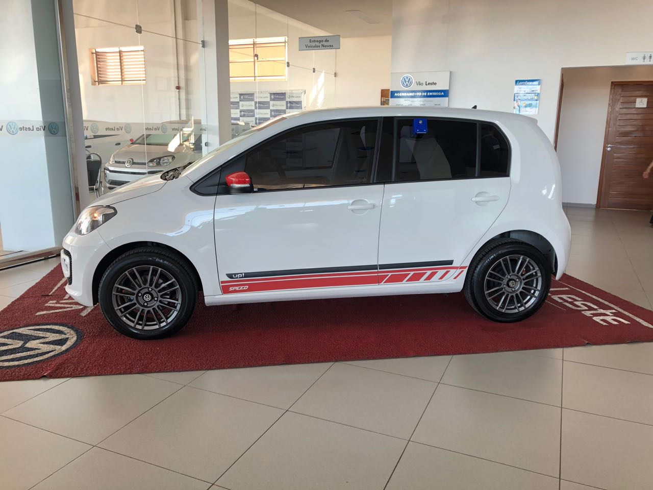 VOLKSWAGEN UP TSI SPEED<br>R$ 44.900,00