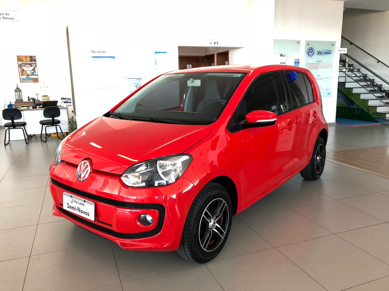 VOLKSWAGEN UP MOVE<br>R$ 32.900,00