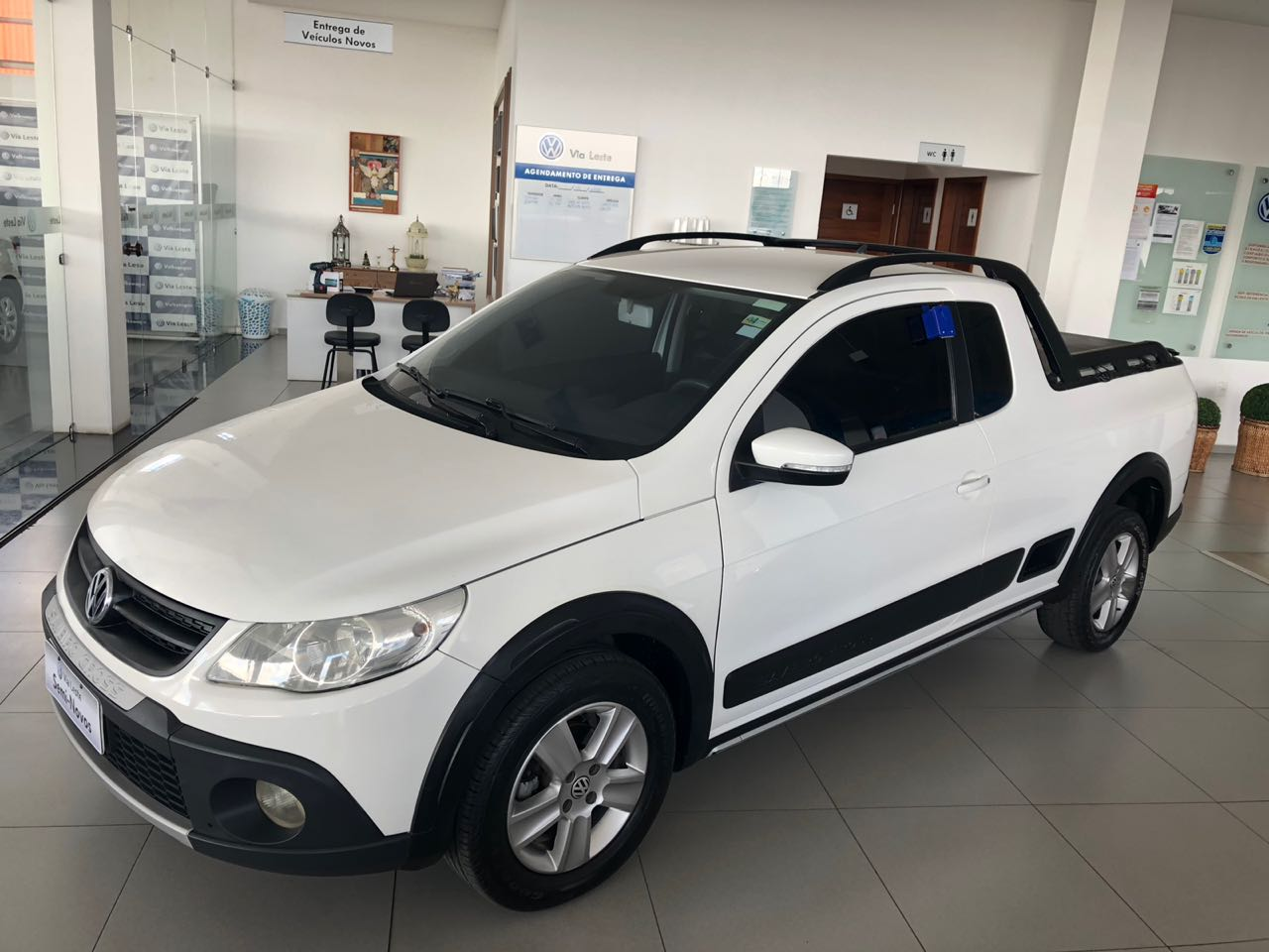 VOLKSWAGEN SAVEIRO CROSS CE<br>R$ 38.900,00