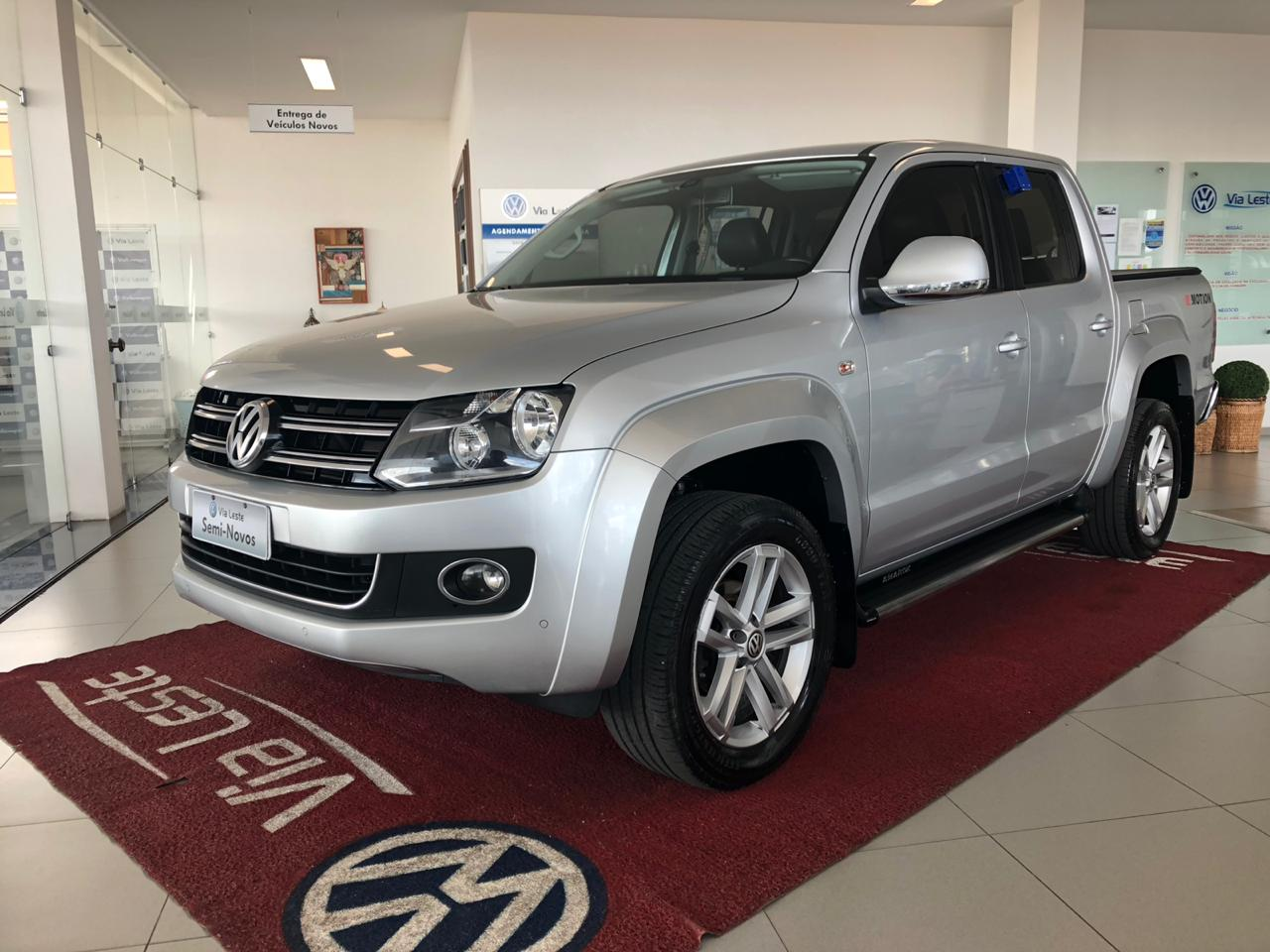 VOLKSWAGEN AMAROK CD HIGHLINE<br>R$ 117.000,00