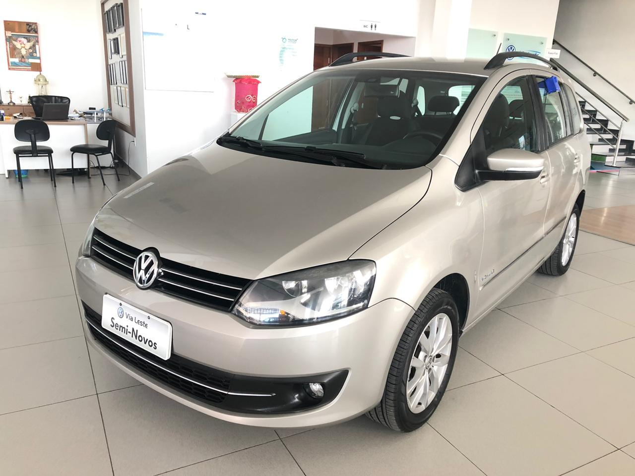 VOLKSWAGEN SPACEFOX HIGH<br>R$ 34.900,00